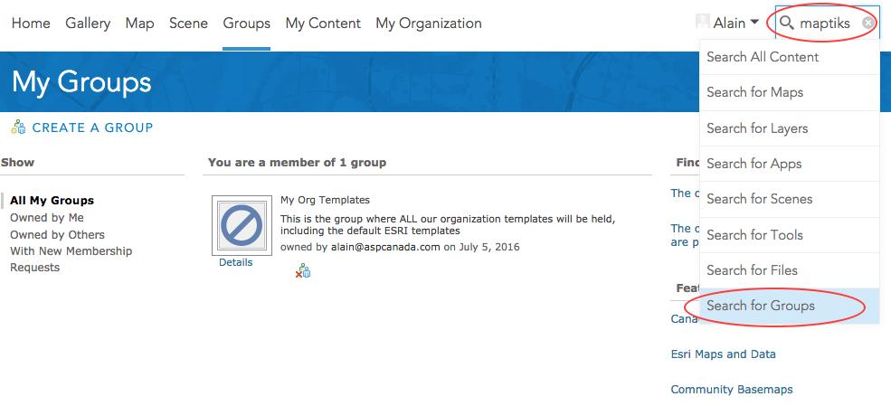 Enable ArcGIS Online – Help Center | Setup | FAQs